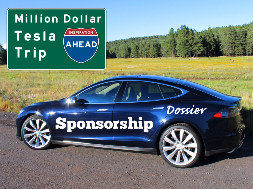 Million Dollar Tesla Trip Dossier